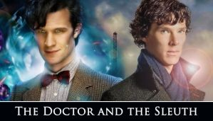 The Doctor and the Sleuth by Nero749