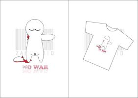 No war2 by zanstudio