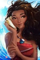 Moana by OlchaS
