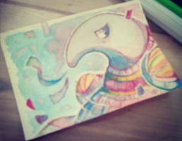 ACEO pour Germy by chimikii