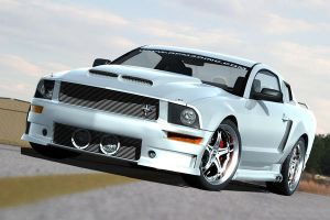 Mustang WallPaper 4 by nascar3d