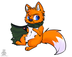 Solton Chibi by Captain-Grizzly