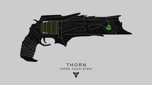 Destiny - Thorn by MorningWar