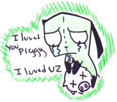 swine flu gir swine by kittyz-luv-tacos