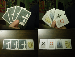 Uber Small Luxord Cards by Level100JediGirl