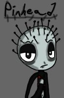 Pinhead by BoomBuzz
