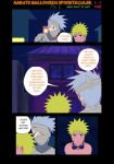 Naruto Halloween Spooktacular Pg.6 by BotanofSpiritWorld
