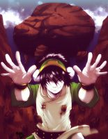 Toph Bei Fong by H1W0