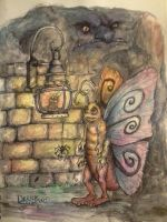 A light in the Dark by butchRbill