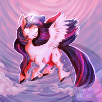 Goddess Twilight by Temary03