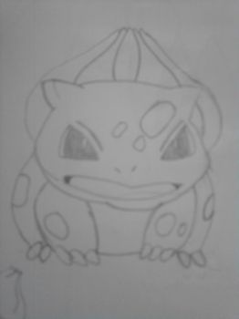Bulbasaur by moonfire12