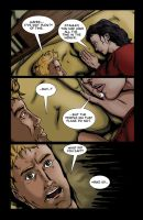 Tribulations page 2 issue 2 by PeterPalmiotti