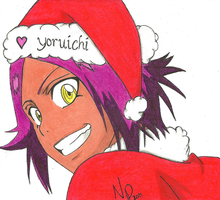 Yoruichi Christmas Finished by FlashMasterYoruichi