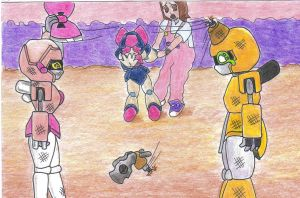 Robattle7 by LadyBee-Moy