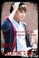 Ryeowook Take Care Valentine by AriesGoddessofWar