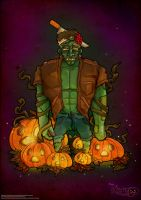 Halloween Man by ExtremelyShane