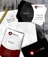 Business Cards by knorke by designerscouch