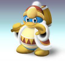 (OLD) Brawl Dedede by hextupleyoodot