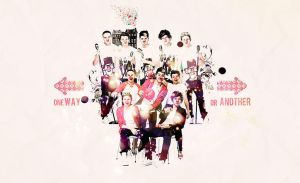 Wallpaper One Direction~ by BrennTutorialess