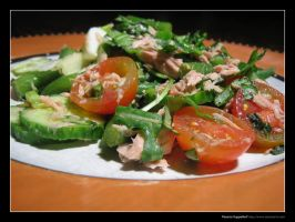 Tunafish Salad by maurice