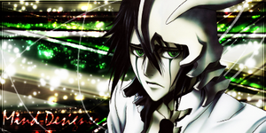 Ulquiorra Signature by Mind-Designer