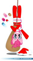 Pinkie Pie Xmas by JcosNeverExisted