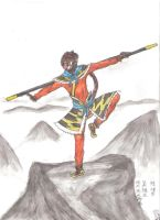 Sun Wukong by Drgn12