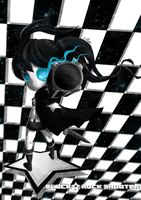 Black Rock Shooter by Felolira