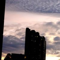 Sky over Singapore V by Sweetybee