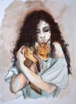 My fox my love by LauraMSS
