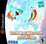 Rainbow Dash Adventure by LightDegel