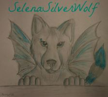 SelenaSilverWolf by TheGingerBandit