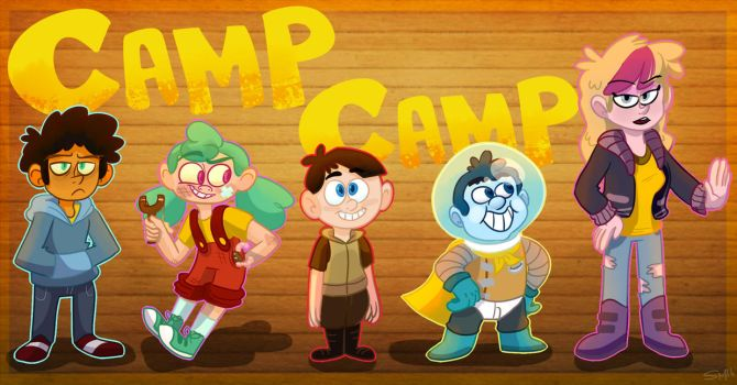Camp Camp by SheDraws4U12