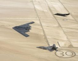 Stealth planes by Bournexprt