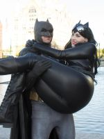 Batman and Catwoman- 12 by BeautifulRoseThorn