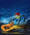 114 firefox vs chrome by foice