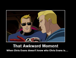 Awkward marvel moment by Rob026