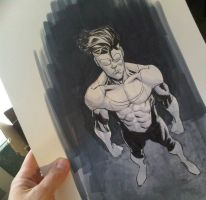 BCC 2010 Invincible commission by RyanOttley