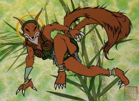 Forest Shadow for Karacat by InverseReality-2
