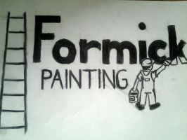 Formick Painting by Cheetah71