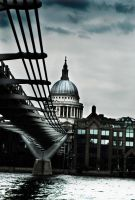 St. Paul's Cathedral by WhateverAngie