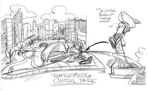 Larryboy layout_Park by tombancroft