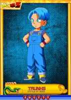 DBCU Kid Trunks 2013 by cdzdbzGOKU