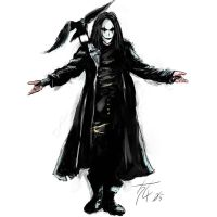The Crow final by htx