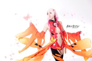 Guilty Crown - Inori Yuzuriha by JJeris