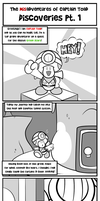 Captain Toad Shorts #1 - Discoveries Pt. 1 by JamesmanTheRegenold
