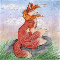 Wind - Art Trade with Retuunia by Tirana-Weaving
