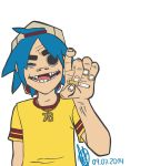 2D colored by TheStupidFox