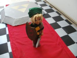 Link Doll- Temple of Time by TwilightKeyblade928