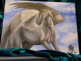 pegasus by daisyamnell